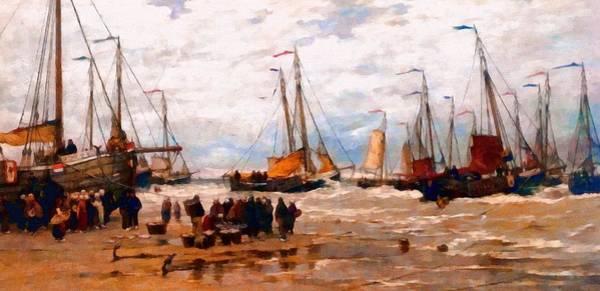 Dedication Painting - War Story by Isabella Howard