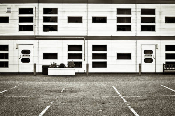 Entry Photograph - Warehouse by Tom Gowanlock