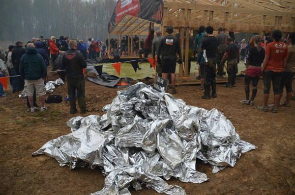 Photograph - Warm Blankets Piled by Randy J Heath