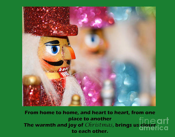 Photograph - Warmth And Joy by Traci Cottingham