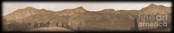 Photograph - Wasatch Mountains Utah by Donna Greene