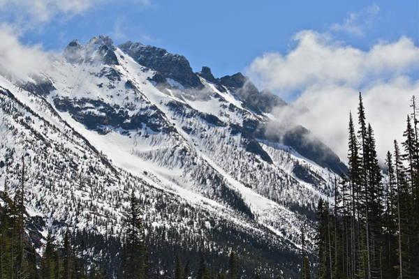 Photograph - Washington Cascades by Diana Hatcher