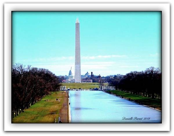 Photograph - Washington Dc  by Danielle  Parent