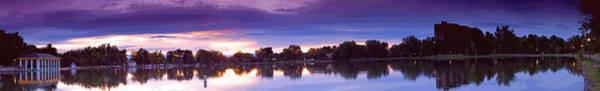 Grasmere Wall Art - Photograph - Washington Park Sunset by David Renner