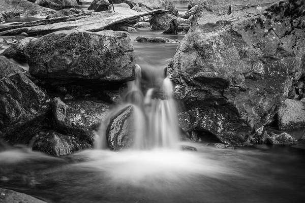 Photograph - Watered Gorge by Mark Lucey