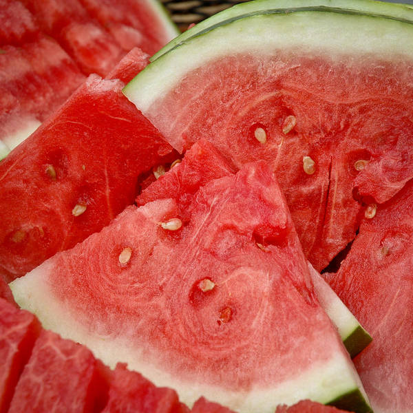 Photograph - Watermelon Madness by Frank Mari
