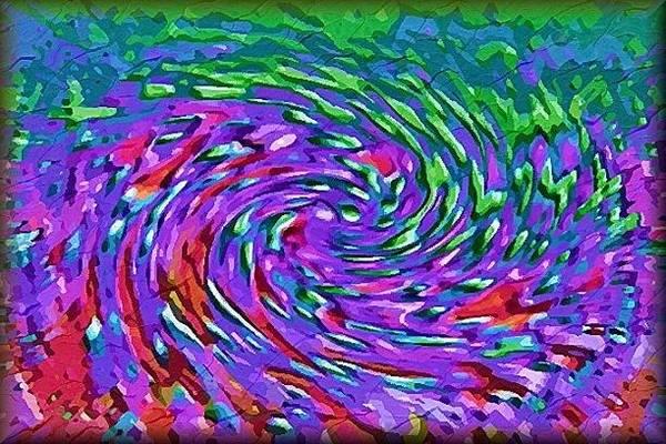 Digital Art - Waterspout by Alec Drake