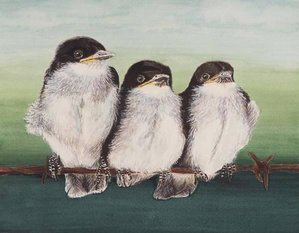 Painting - We Three Kings by Deborah Brown Maher