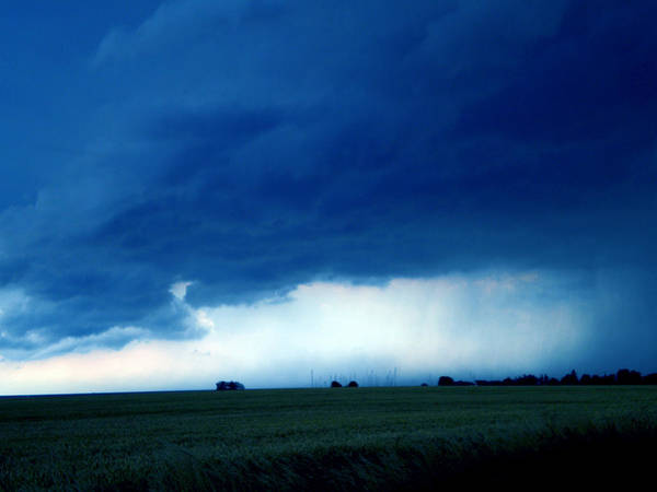 Photograph - Weather Changes by Colette V Hera  Guggenheim