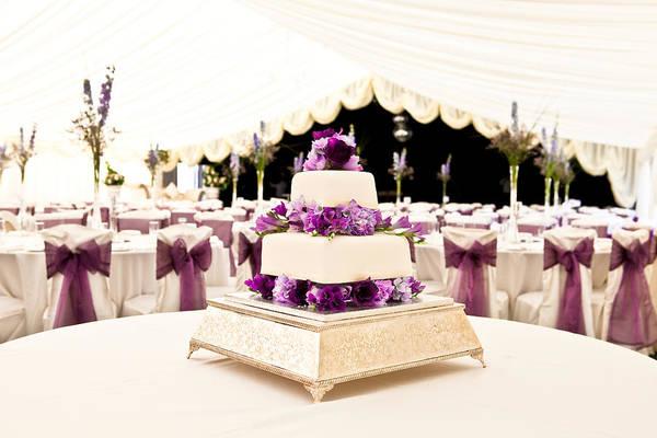 Wedding Cake Photograph - Wedding Cake by Tom Gowanlock