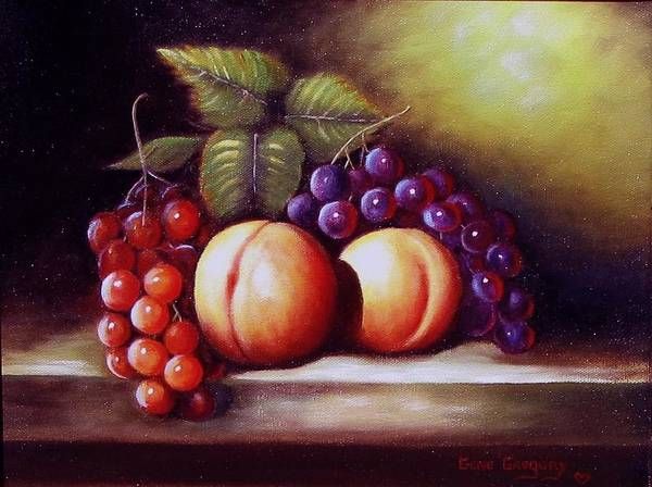 Painting - Wee Snack 2 by Gene Gregory