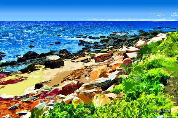 Rhode Island Digital Art - Weekapaug by Stephen Younts