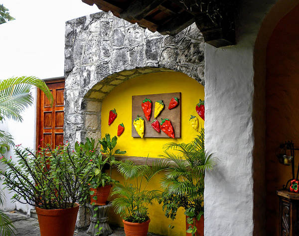 Photograph - Welcome To The Casita by Julie Palencia