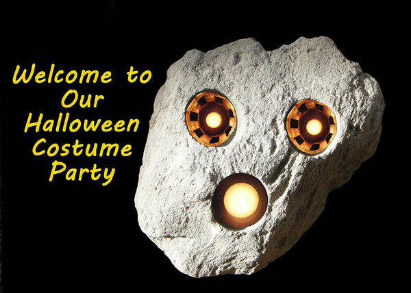 Real Ghosts Wall Art - Photograph - Welcomw To Our Halloween Costume Party by Bruce Iorio