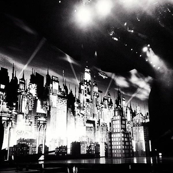 Gotham Wall Art - Photograph - Went To See Batman Live :) by Jessica Polasek