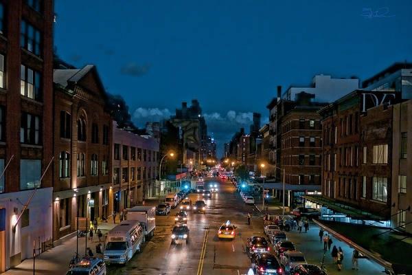 Photograph - West 14th Street by S Paul Sahm