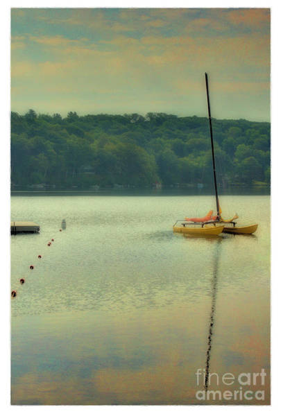 Photograph - West Hill Lake by Jeff Breiman