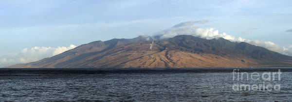Photograph - West Maui Mountains At Sunrise by Dustin K Ryan