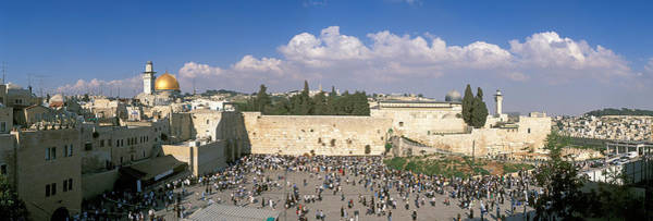 Western Wall Old City by Daniel Blatt