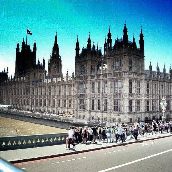 Wall Art - Photograph - Westminster, London 2012 | #london by Abdelrahman Alawwad