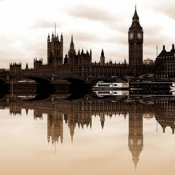 Wall Art - Photograph - Westminster by Sharon Lisa Clarke