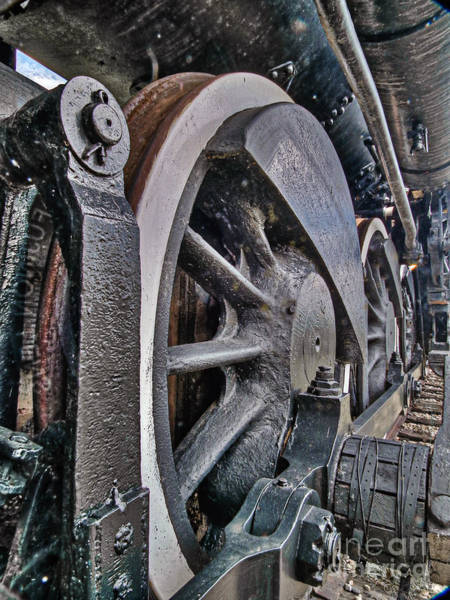 Photograph - Wheels Of Steel by Colette Panaioti