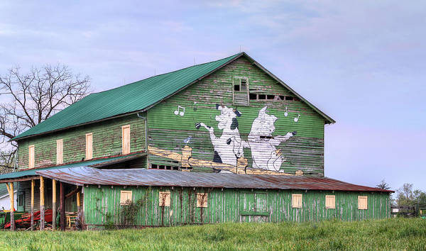 Photograph - When The Farmer's Away by JC Findley