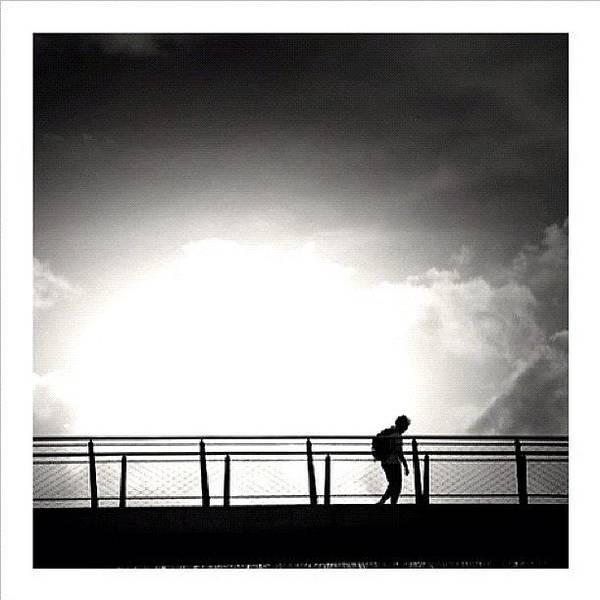 Road Photograph - Where Am I Going? by Robbert Ter Weijden
