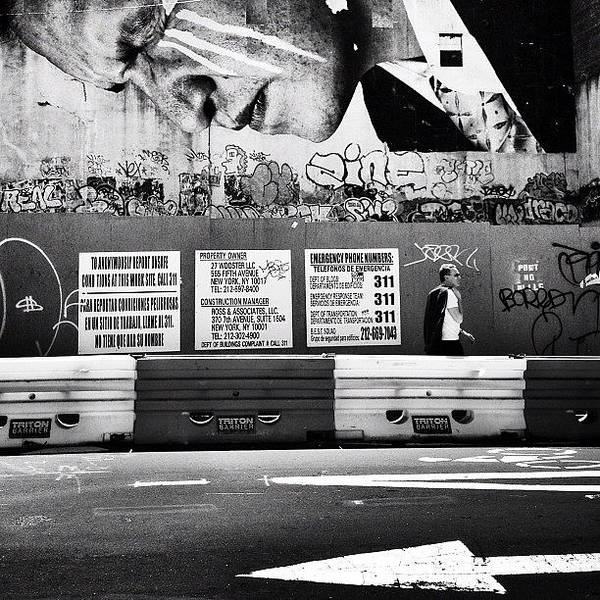 Wall Art - Photograph - Which Way - New York City by Vivienne Gucwa
