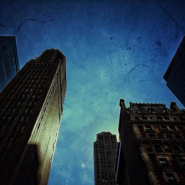 Wall Art - Photograph - Whimsical Sunset - Nyc by Joel Lopez