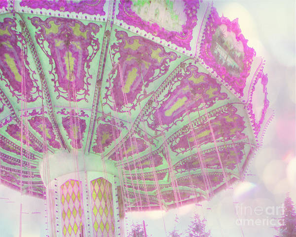Photograph - Whimsy Swing by Traci Cottingham