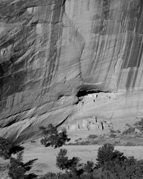 Desert Varnish Photograph - White House Canyon De Chelly Az by Troy Montemayor