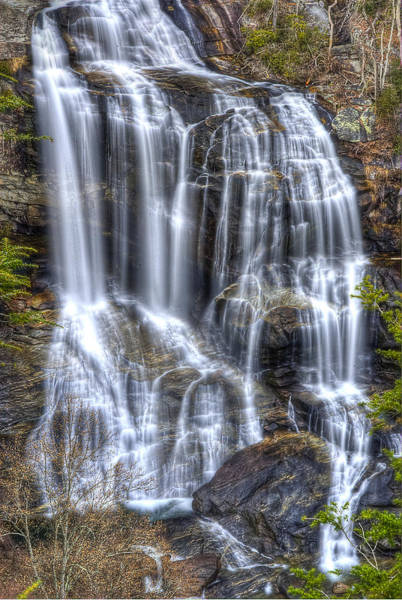 Photograph - Whitewater by Rick Hartigan
