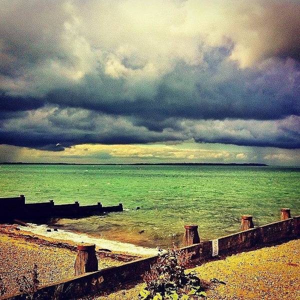 Wall Art - Photograph - Whitstable Harbour  by Samuel Gunnell