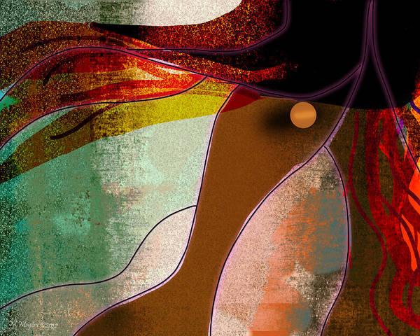Wall Art - Digital Art - Wild Horse by Melisa Meyers