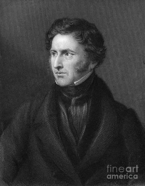 Collin Photograph - William Collins (1788-1847) by Granger