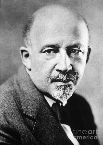 Photograph - William E.b. Du Bois by Granger