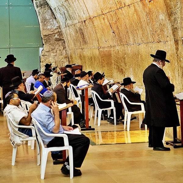 Travel Photograph - Wilson's Arch  Torah Ark Inside by Tommy Tjahjono