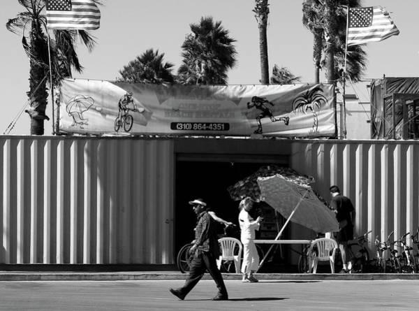 Photograph - Wind Walking by Lorraine Devon Wilke
