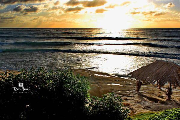 Windansea At Sunset Art Print