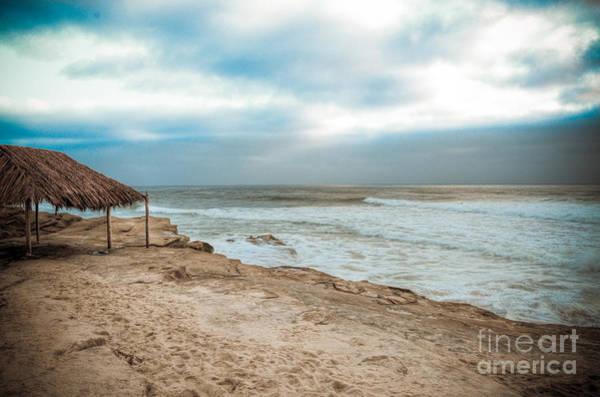 Wall Art - Photograph - Windansea Palapa Beach by Kelly Wade