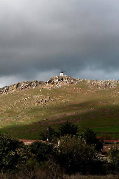Photograph - Windmill Hill by Lorraine Devon Wilke