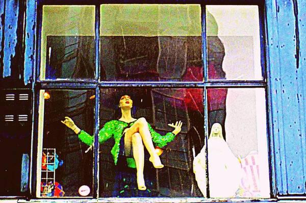 Window Dressing Wall Art - Photograph - Window Dressing by Randall Weidner