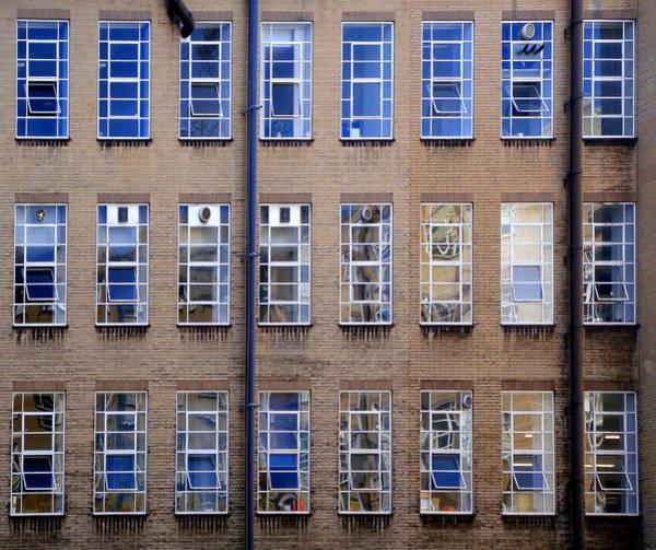 Photograph - Window Matrix by Roberto Alamino