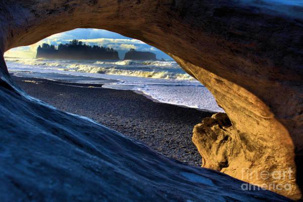 Photograph - Window To The Sea by Adam Jewell