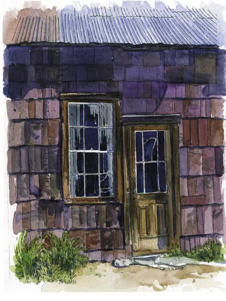 Bodie Painting - Windowdoor by Mark Jennings