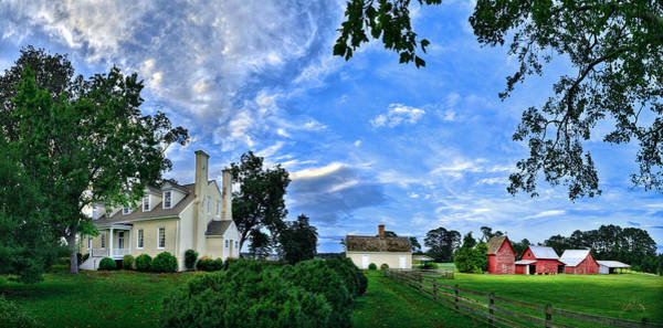 Photograph - Windsor Castle Smithfield Va by Williams-Cairns Photography LLC