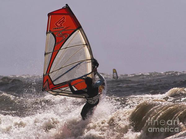 Wall Art - Photograph - Windsurfing by Wedigo Ferchland