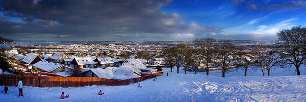 Photograph - Winter In Inverness by Joe Macrae