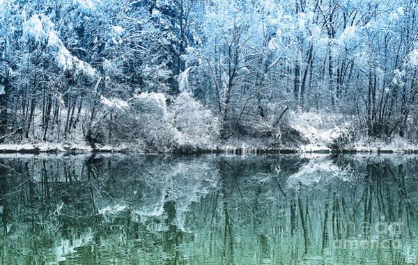 Photograph - Winter Wonderland by Jutta Maria Pusl